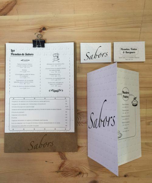 Impresión de cartas para restaurantes y bares estudio imprenta ruzafa valencia
